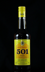 Brandy De Jarez 501 Solera 0,5 l