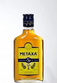 Metaxa  5* 0,2 l