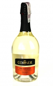 Corner Prosecco Treviso Extra Dry 0,75 l