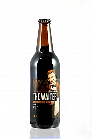 The Waiter Chocolate Milk Stout Brokreacja