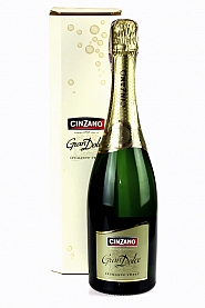 Cinzano Gran Dolce 0,75 l Spumante Sweet  Pudełko