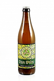 Trzech Kumpli Pan IPAni Wheat India Pale Ale